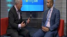CHCH interviews Shaheryar Mian about Grimsby Development